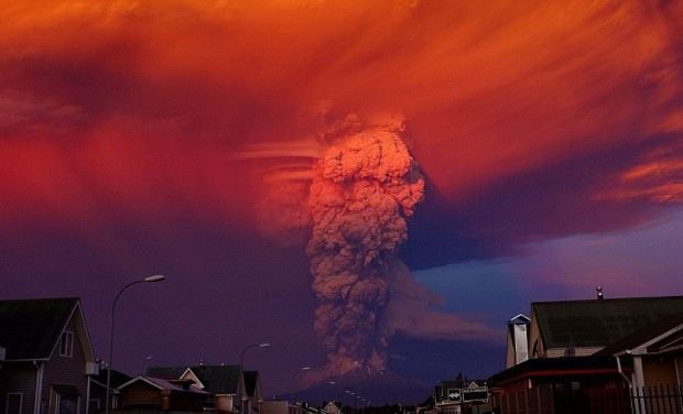 Chile Volcanoe