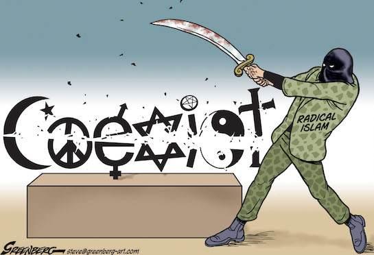 Coexist-cartoon2