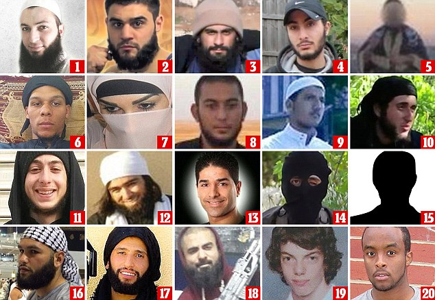 These dead Aussie Jihadis all had the morals of a Muslim