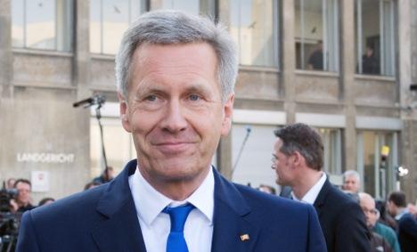 Former German President Christian Wulff