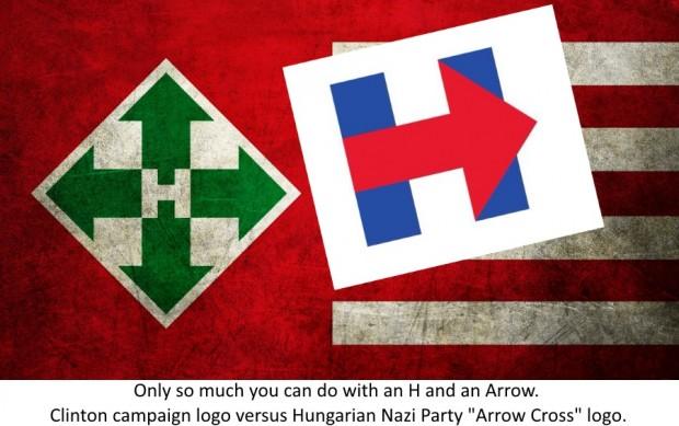 Hillary Logo hungarian_arrow_cross