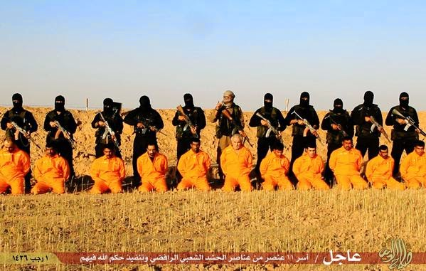 ISIS Massacre