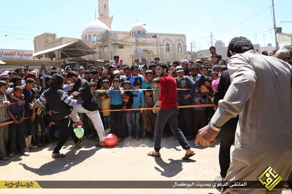 ISIS executes Balloons
