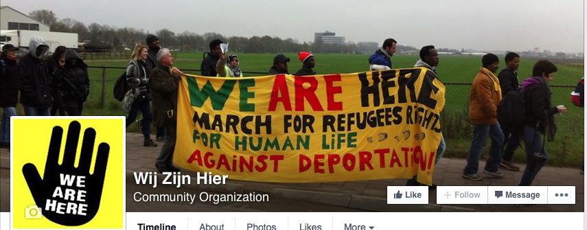 Illegal-migrants-Netherlands-Facebook-site
