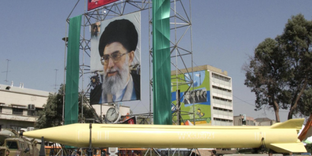 Iranian-missile-picture-Ayatollah