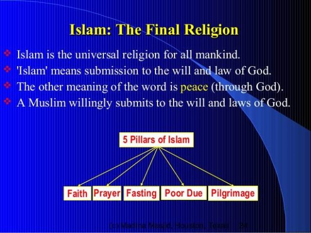 Islam-the-final-religion