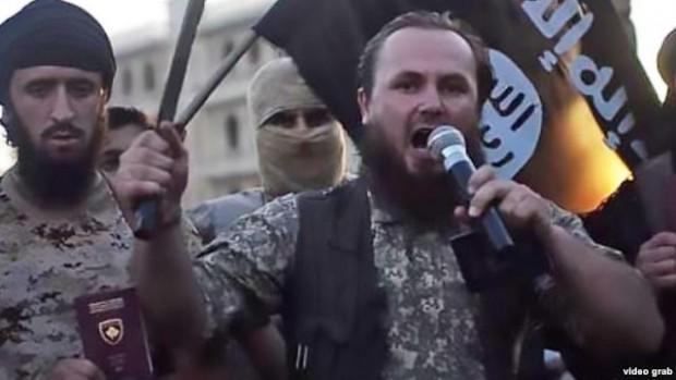 Kosovar ISIS Members