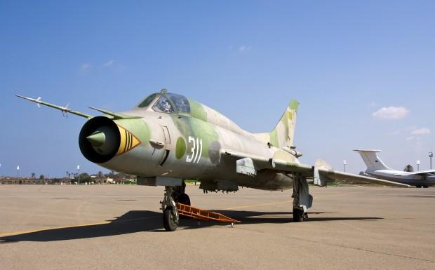 Libyan airforce