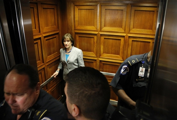 Lois Lerner corrupt civil servant