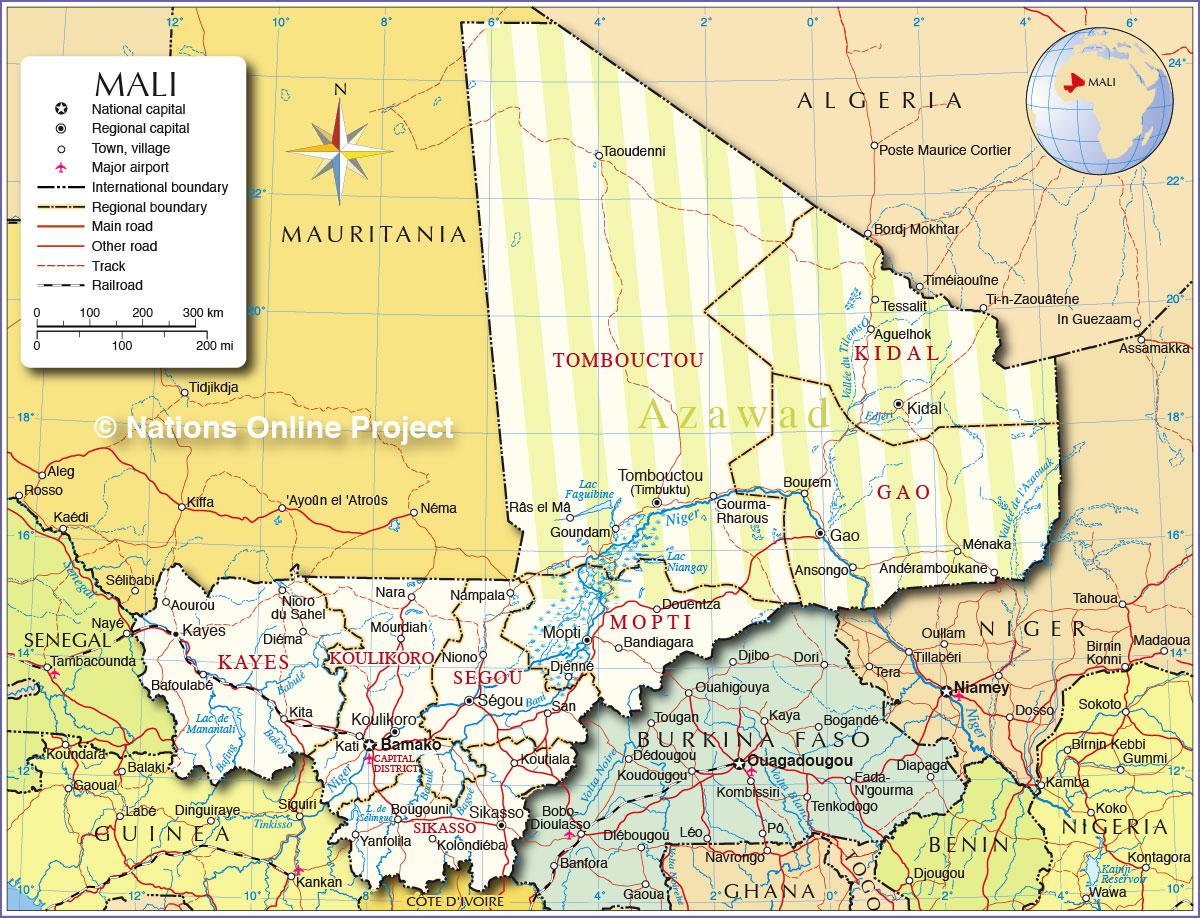 Mali-Map-2012