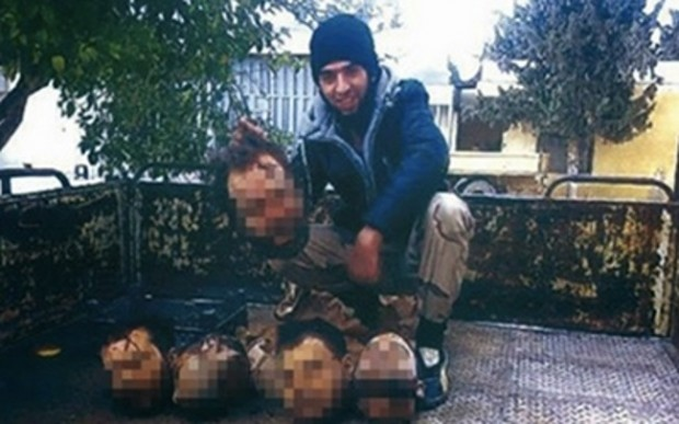 Mohamed Hamduch alias Kokito Muslim Terrorist