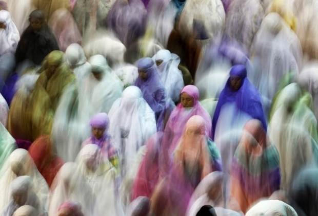Muslim-women-stylized