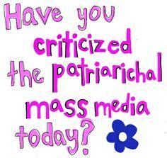 Patriarchal-mass-media