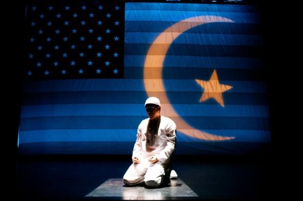 USA-Islam-flag