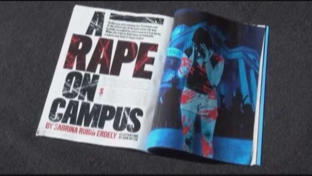 UVA Rolling Stone Story False Rape Allegation