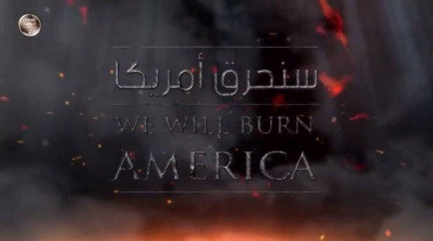 We Will Burn America