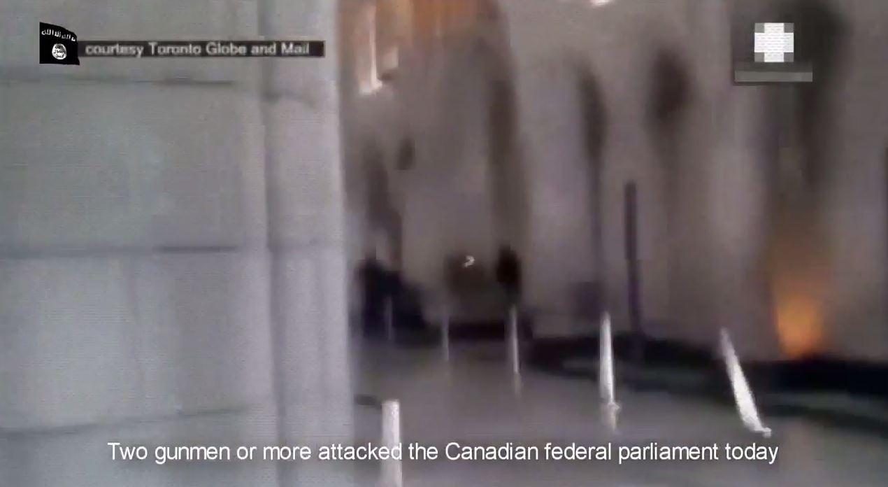 We will burn US again - Canada