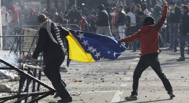 Bosnia Anti-Government Protests