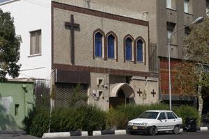 church-iran