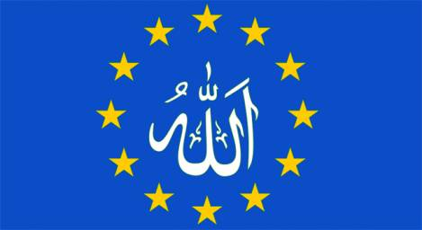 eurabia flag