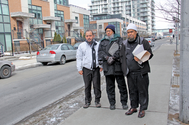 Regent Park residents want rent reduced when they visit abroad. Link below.