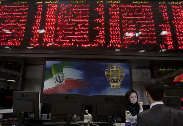 tehran-stock-exchange