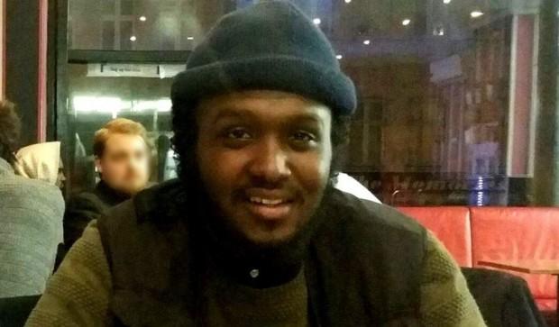 Ahmed Halane Muslim Terrorist