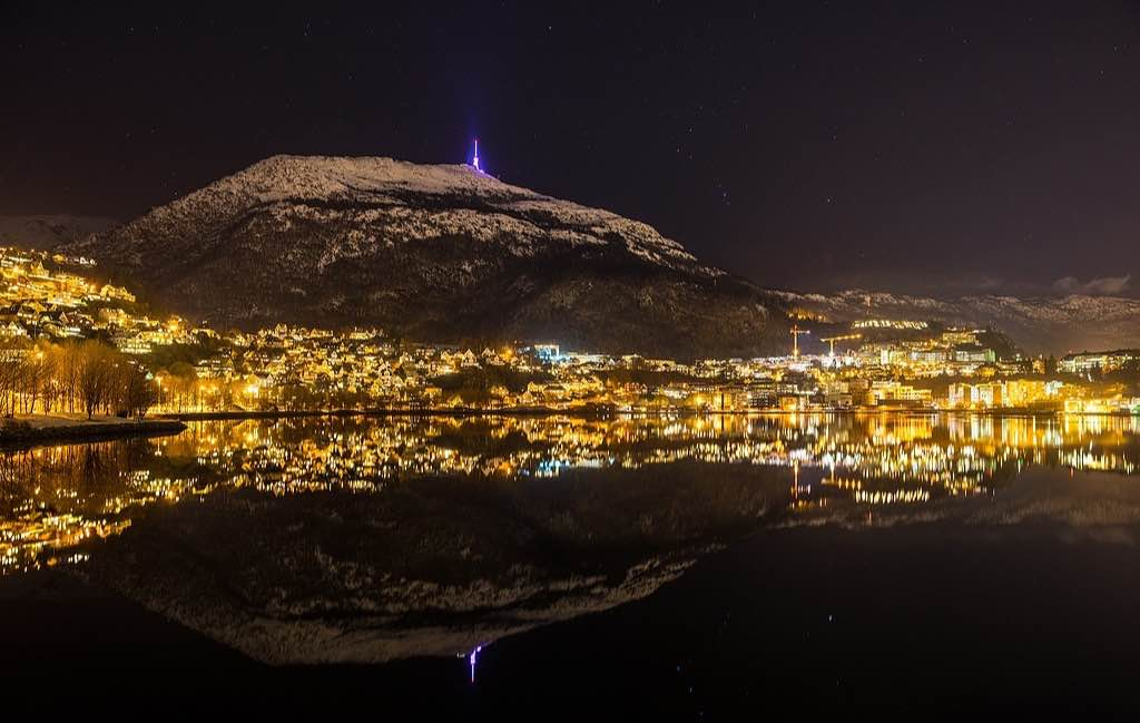 Bergen-reflection