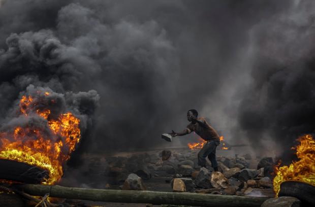 Burundi-protests