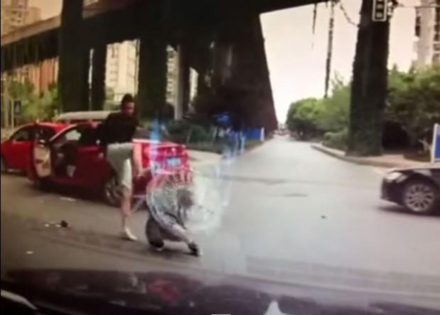 China Road Rage