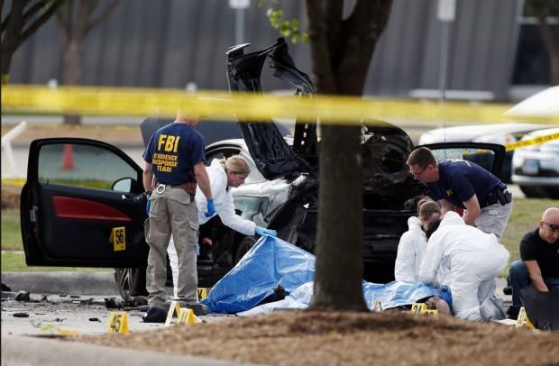 Garland texas muslim terror attack