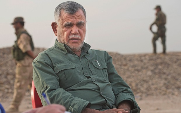 Hadi Al-Ameri, Leader of the Poplar Mobilization units