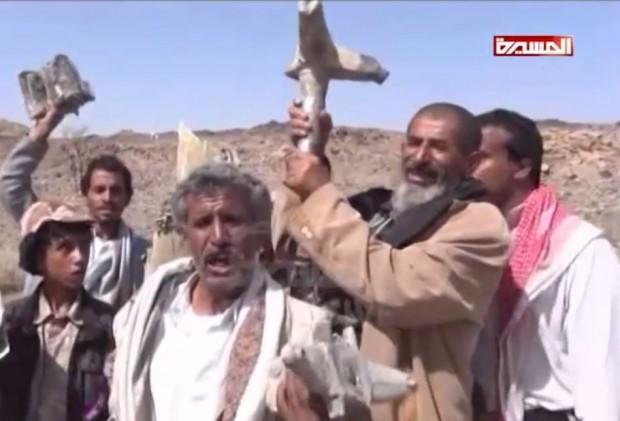 Houthis Jubilant
