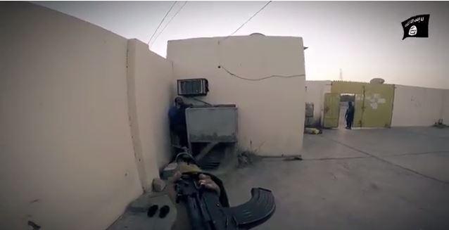 ISIS POV execution