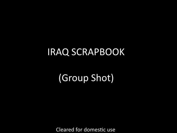 Iraq Scrapbook