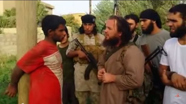 Isis Bazooka execution