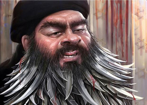 Islamic State Star Of David