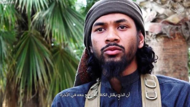 Islamic State recruiter Neil Prakash
