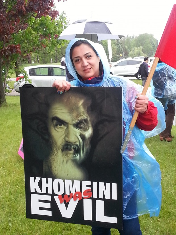 Khomeini sign1