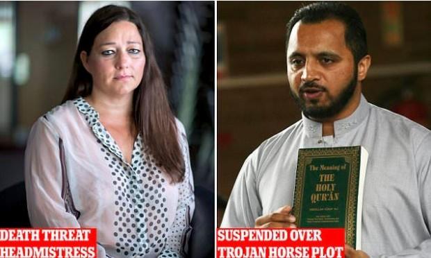 Muslims take over British schools