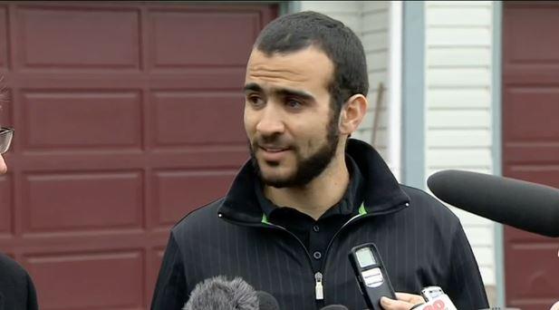 Omar Khadr Muslim terrorist