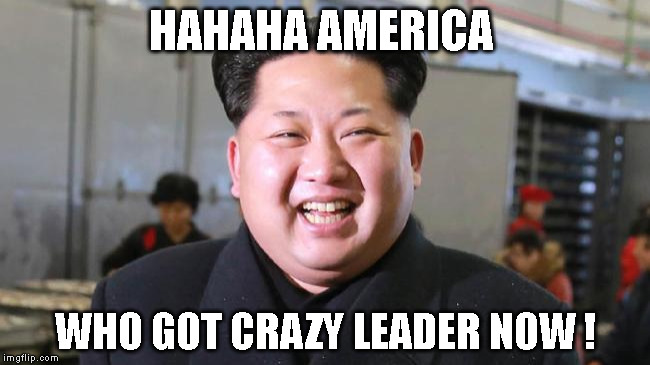 Kim Jong Un i will surely tame the mentally deranged us dotard with fire' kim