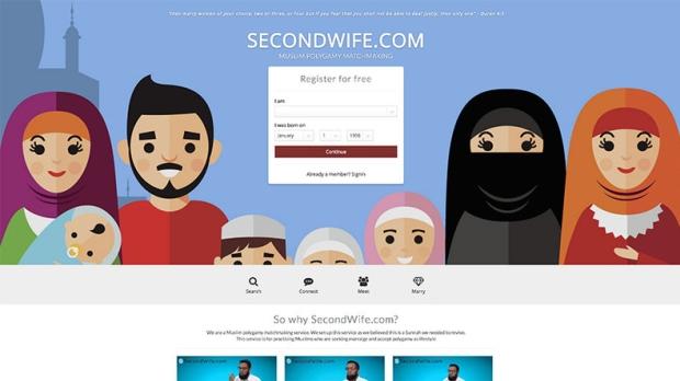 Polygamy online dating