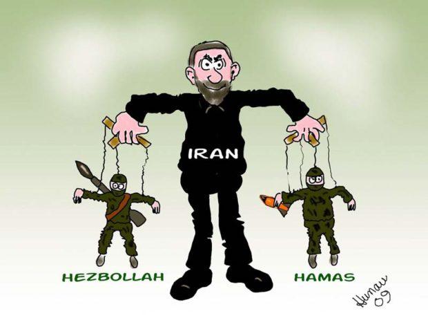 Hezbollah-Iran-Hamas-with-Iran-as-puppet
