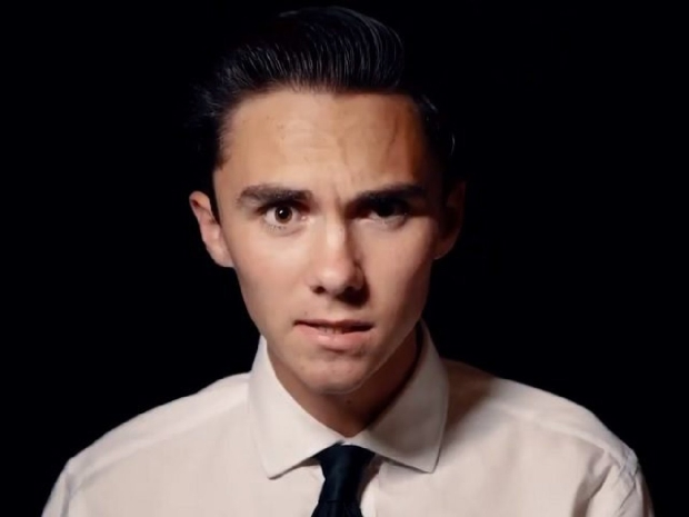 David Hogg Anti-Gun Ad: 'What If Our Politicians Weren't ...
