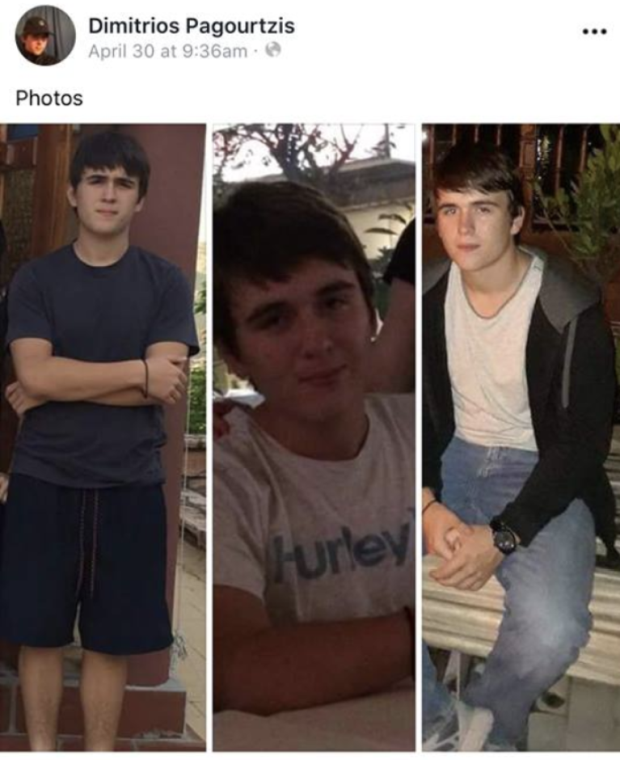 Suspect In Texas Shooting Posted Disturbing Images Of Guns