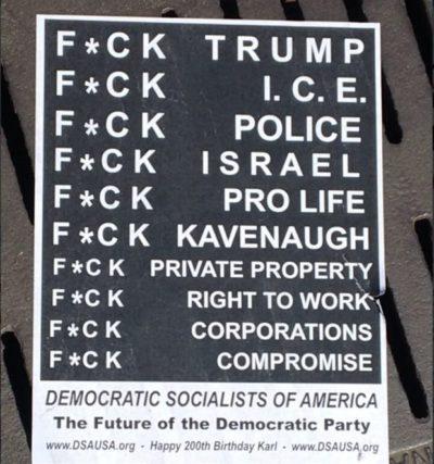 Democratic-Socialist-poster-562x600-400x