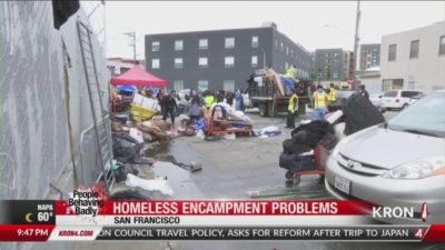 Image result for homeless san francisco 2018
