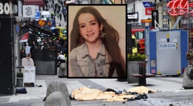 Father of 11-Year-Old Terror Victim Ebba Akerlund to Sue
