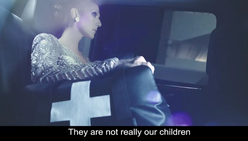 Gender as elevator muzak? Céline Dion launches 'gender-free